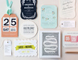 paper wedding invites
